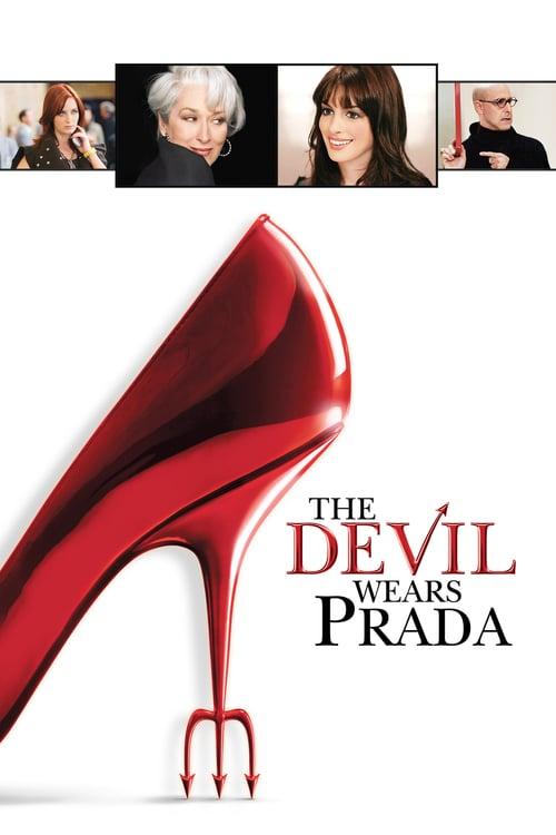 El diablo viste de Prada poster