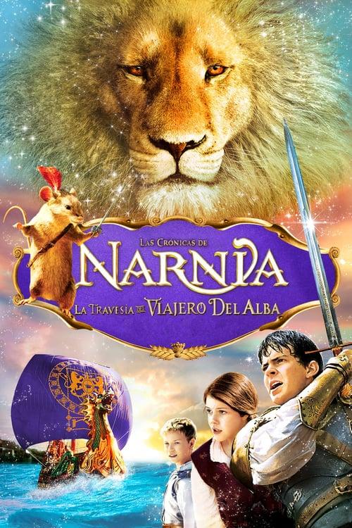 Las crónicas de Narnia: La travesía del viajero del alba poster