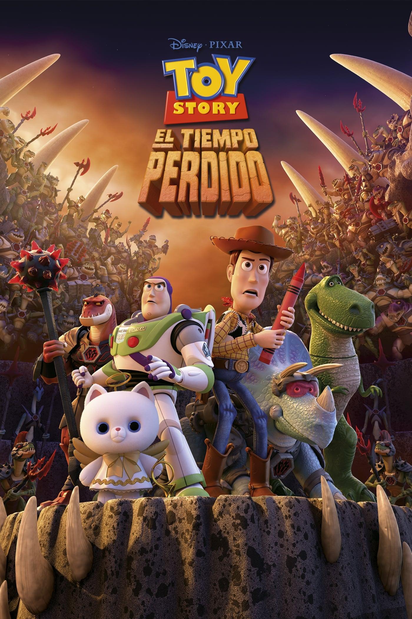 Toy Story, el tiempo perdido poster