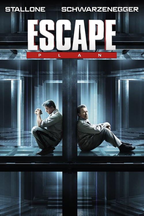 Póster película Plan de escape