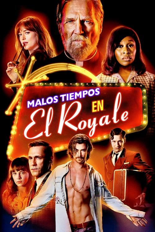 Malos tiempos en El Royale poster