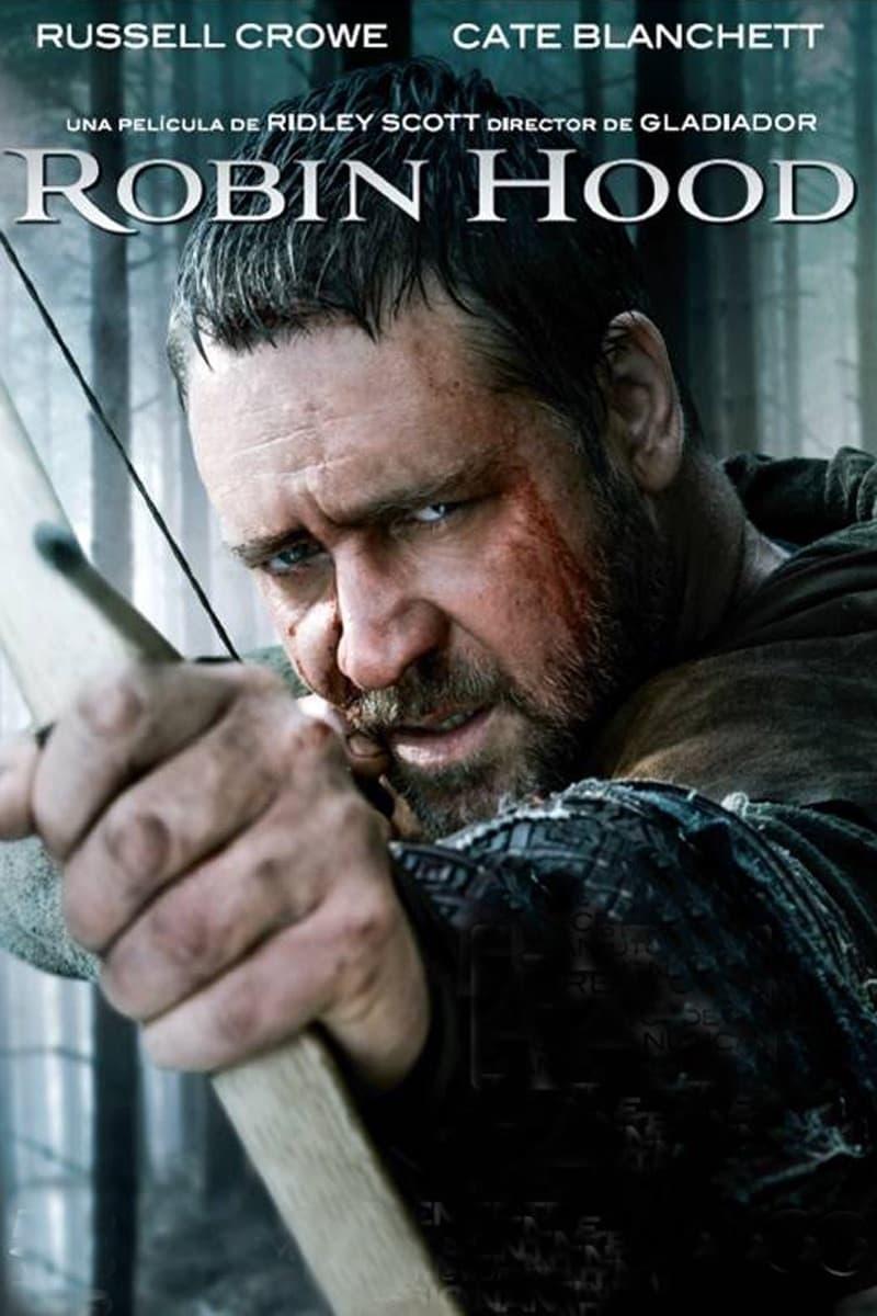 Póster película Robin Hood