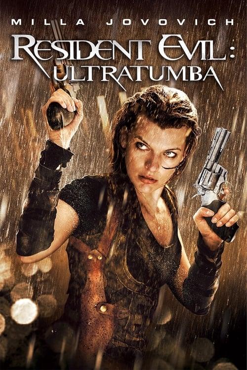 Resident Evil 4: Ultratumba poster