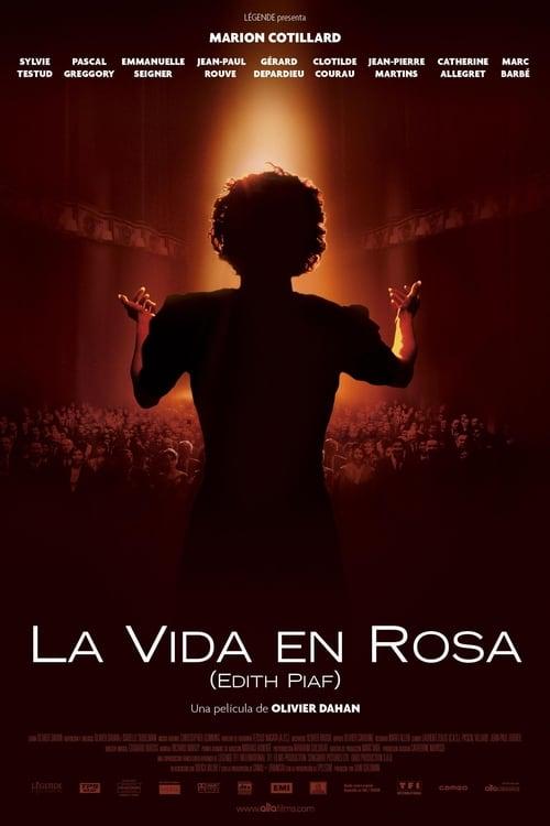 La vida en rosa (Edith Piaf) poster