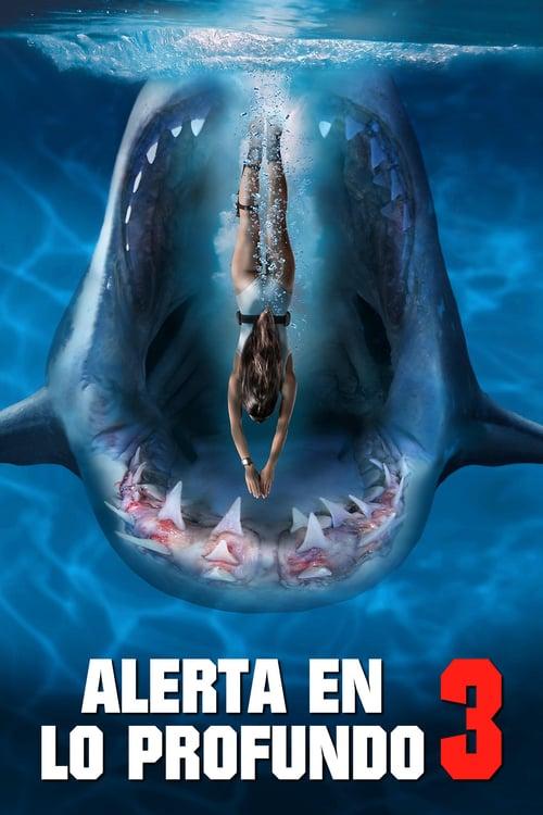 Deep Blue Sea 3 poster