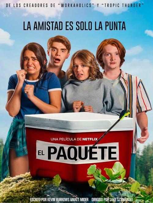 El paquete poster