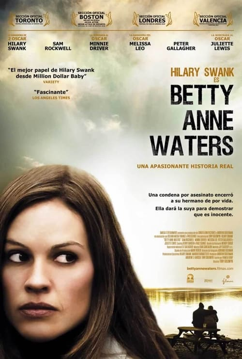 Betty Anne Waters poster