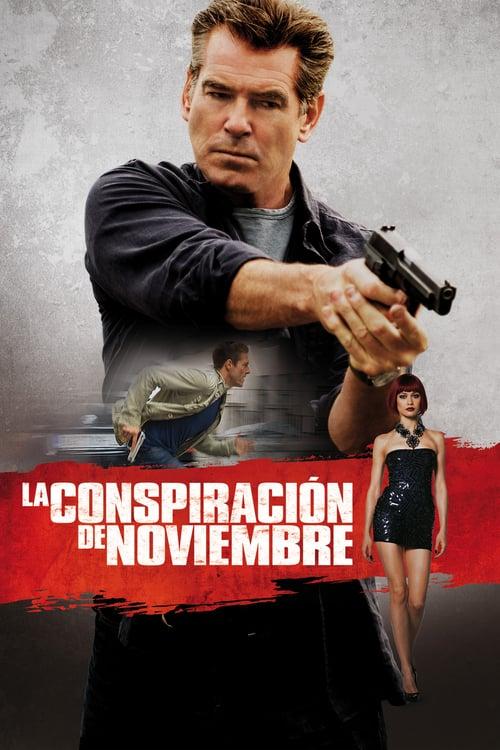 La conspiración de noviembre poster