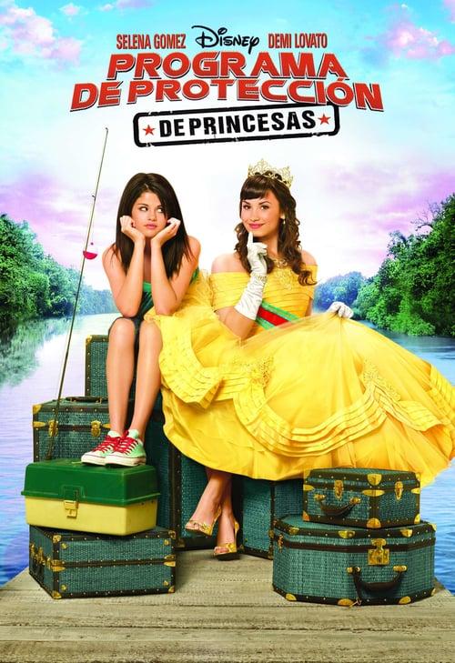 Programa de protección de princesas poster
