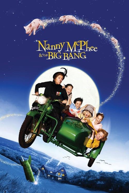 La niñera mágica y el Big Bang poster