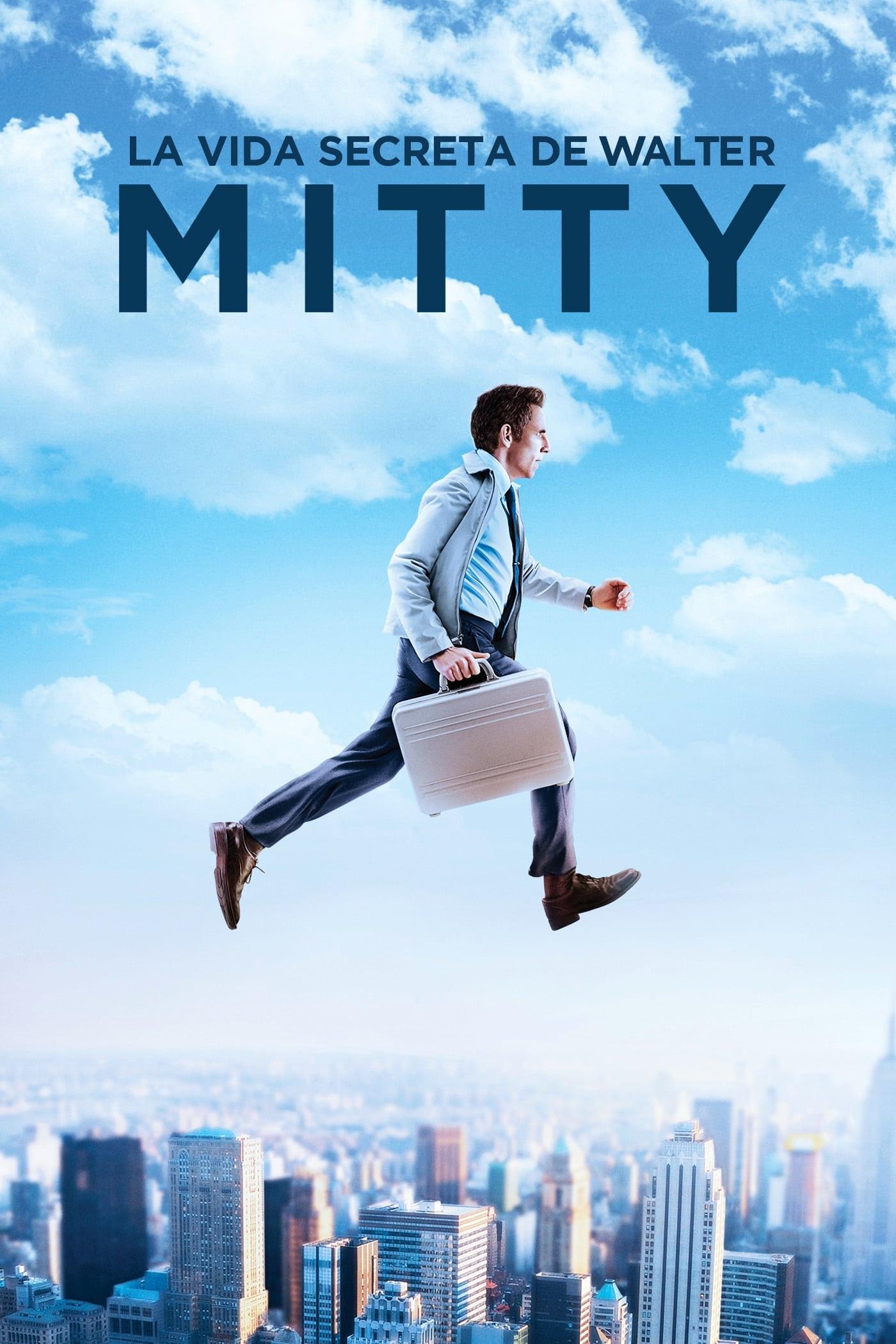 La vida secreta de Walter Mitty poster