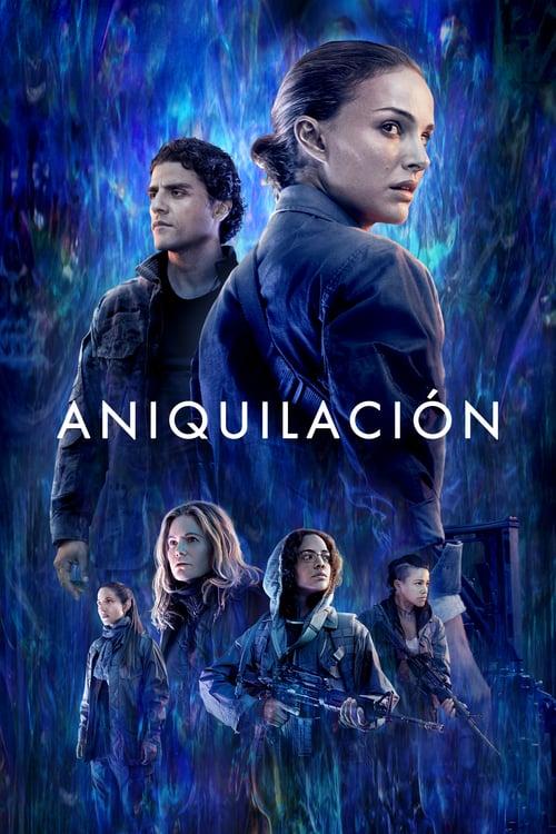 Aniquilación poster