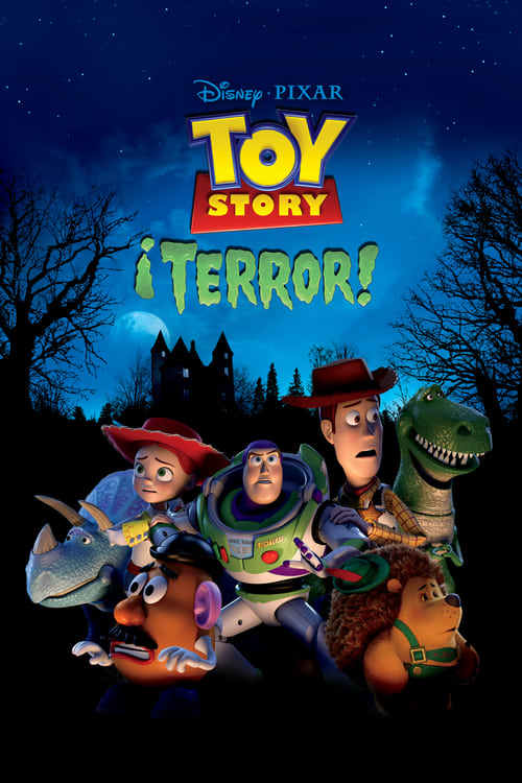 Póster película Toy Story ¡Terror!