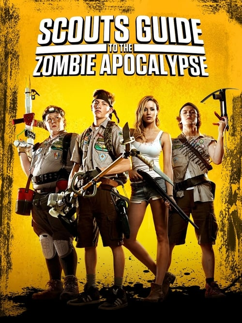 Zombie camp poster