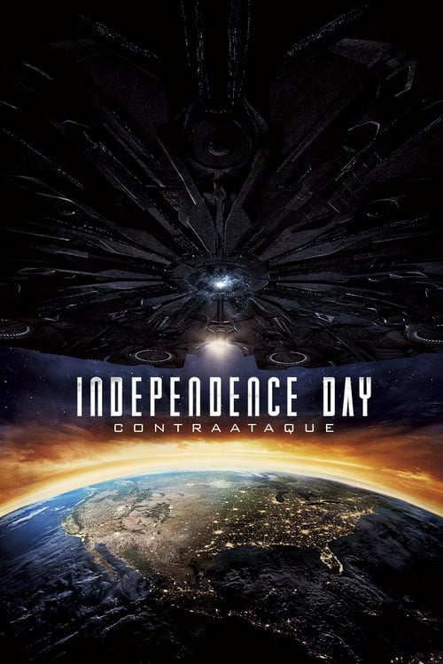 Independence Day: Contraataque poster