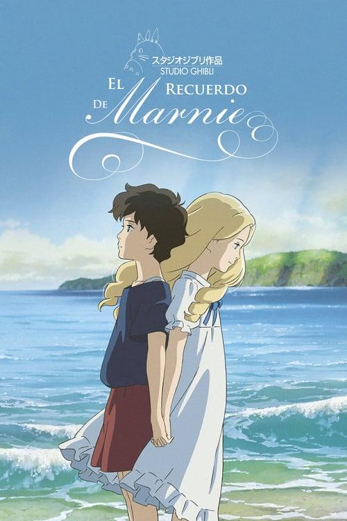 Póster película El recuerdo de Marnie