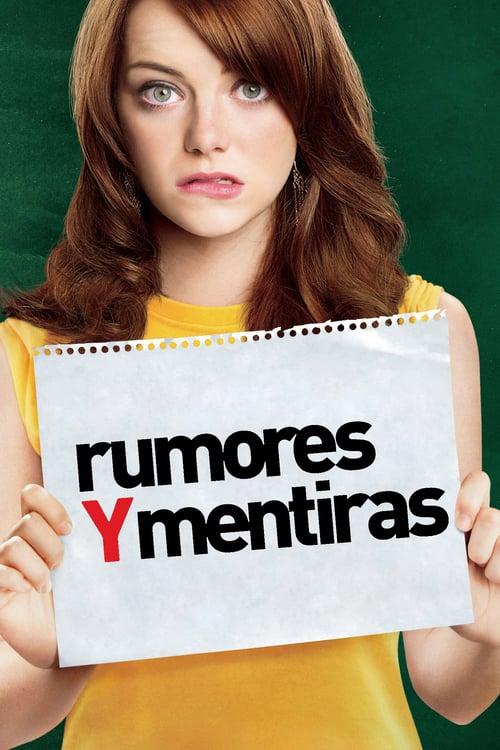 Póster película Rumores y mentiras