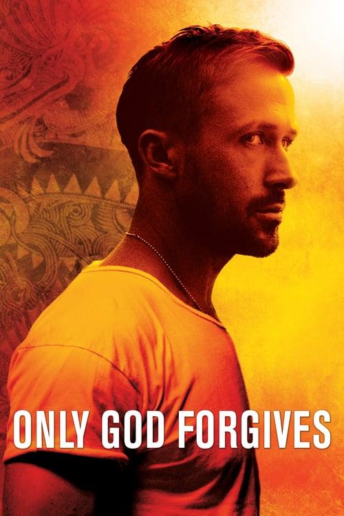 Póster película Sólo Dios perdona