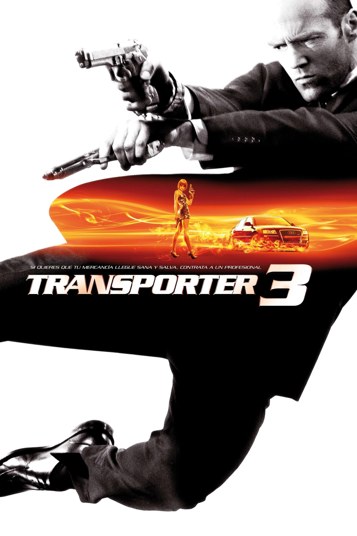 Póster película Transporter 3