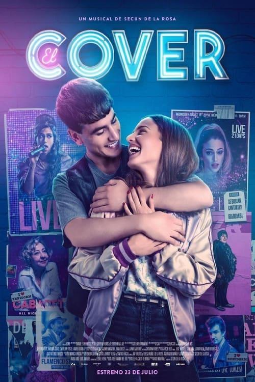 El cover poster