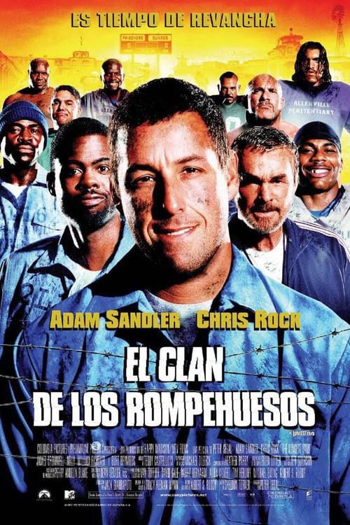 El clan de los rompehuesos poster