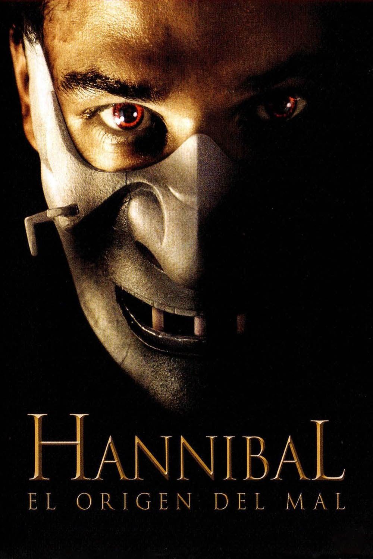 Hannibal, el origen del mal poster