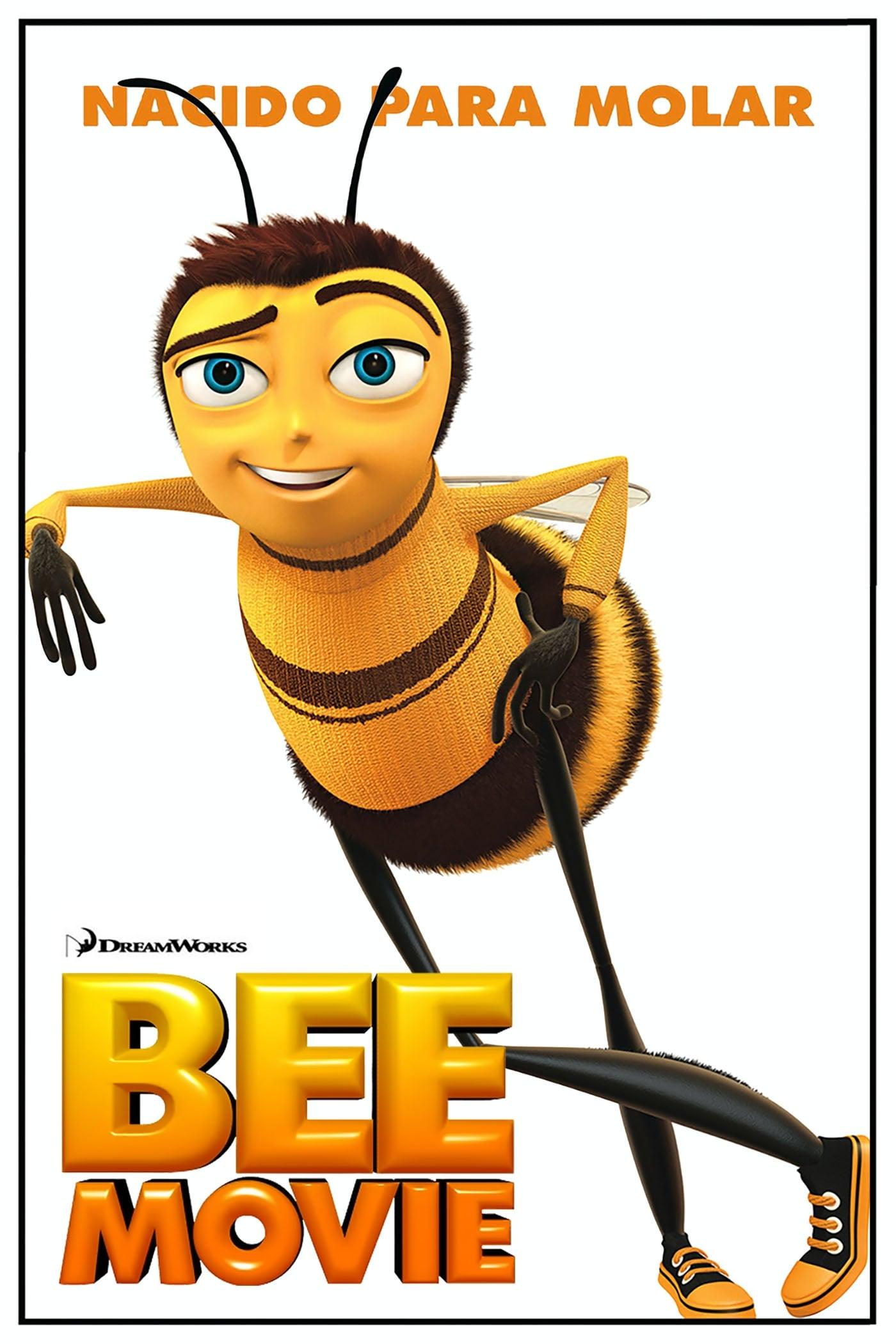 Póster película Bee Movie