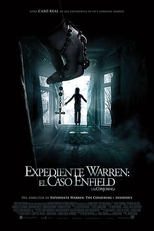 Expediente Warren: El caso Enfield poster