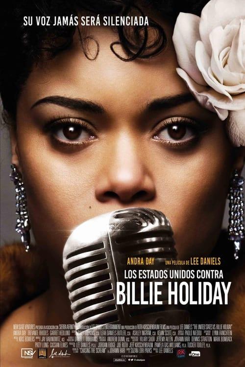 Los Estados Unidos contra Billie Holiday poster