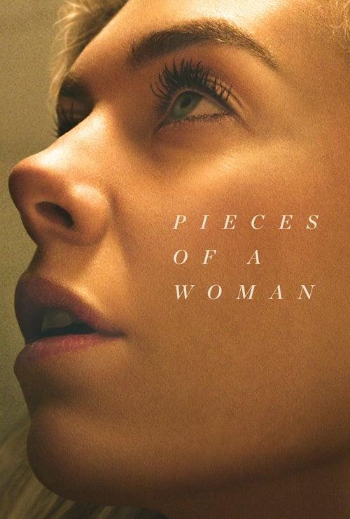 Fragmentos de una mujer poster
