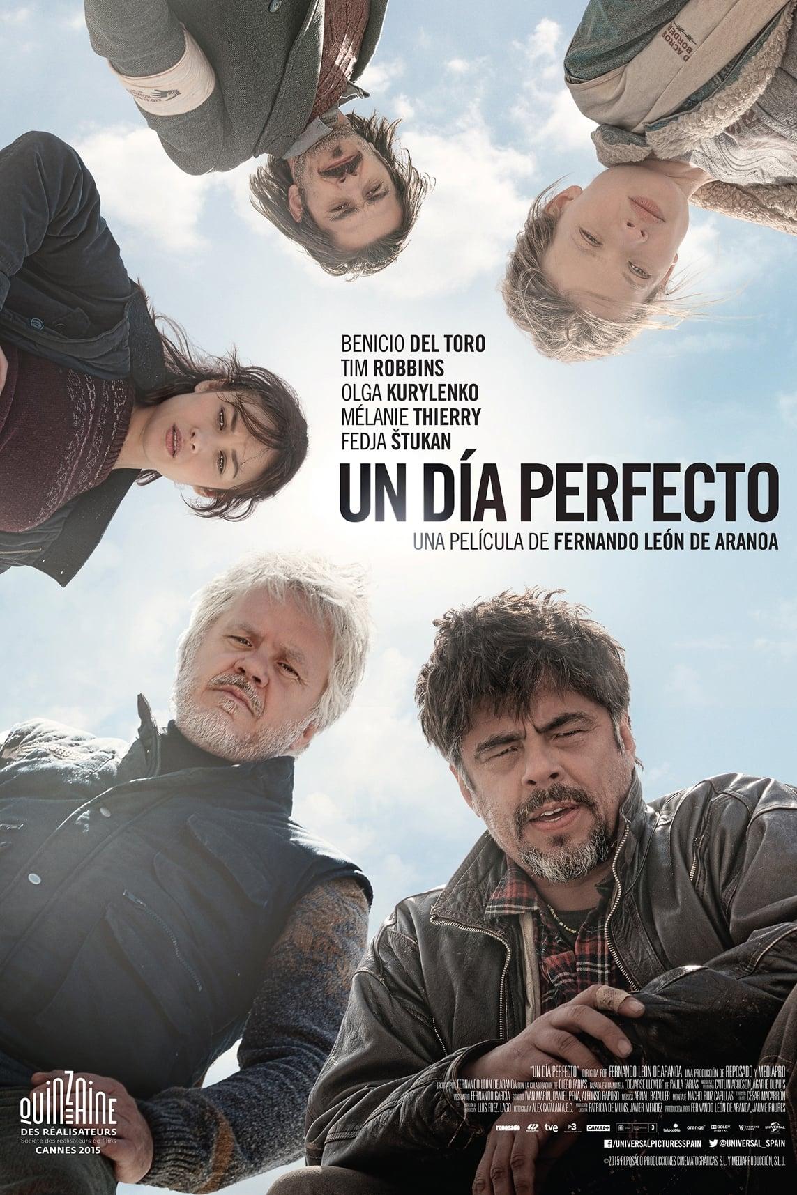 Un día perfecto poster