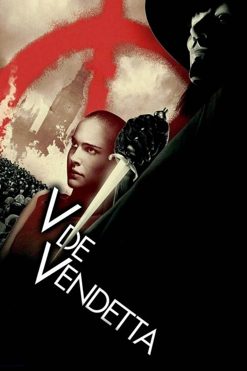 V de Vendetta poster