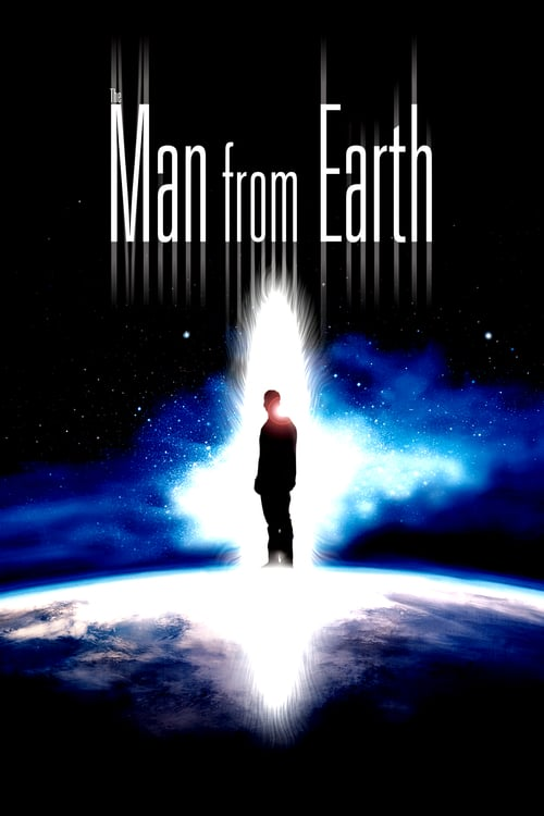 Póster película The Man from Earth