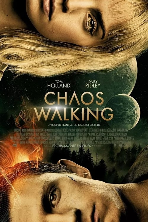 Póster película Chaos Walking