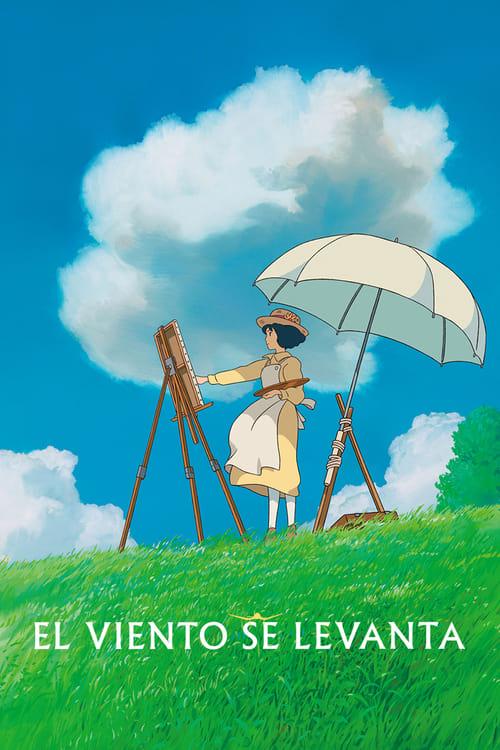 Póster película El viento se levanta
