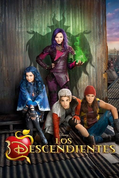 Los descendientes poster