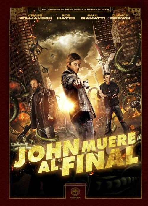 John muere al final poster