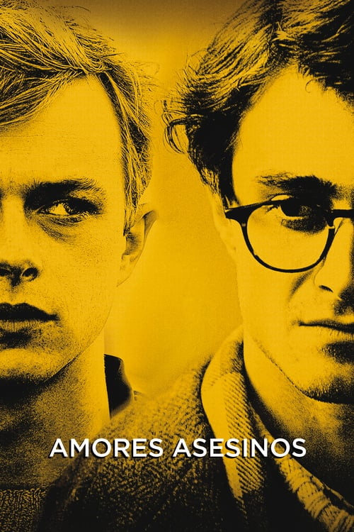 Amores asesinos poster