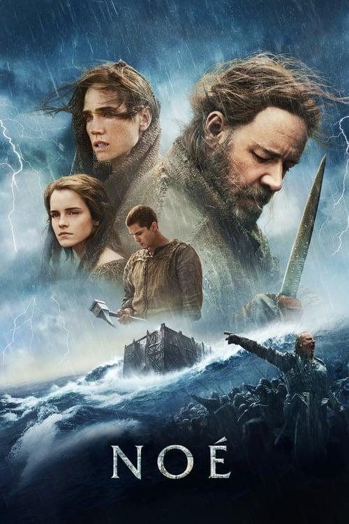 Póster película Noé