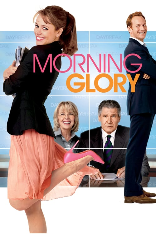 Póster película Morning Glory