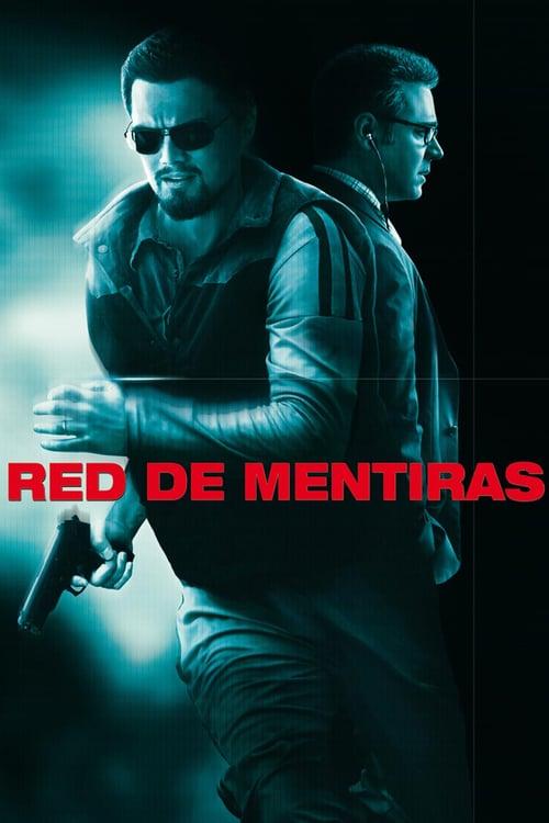 Póster película Red de mentiras