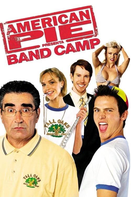 American Pie presenta: Band Camp poster