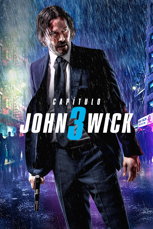 John Wick: Capítulo 3 - Parabellum poster
