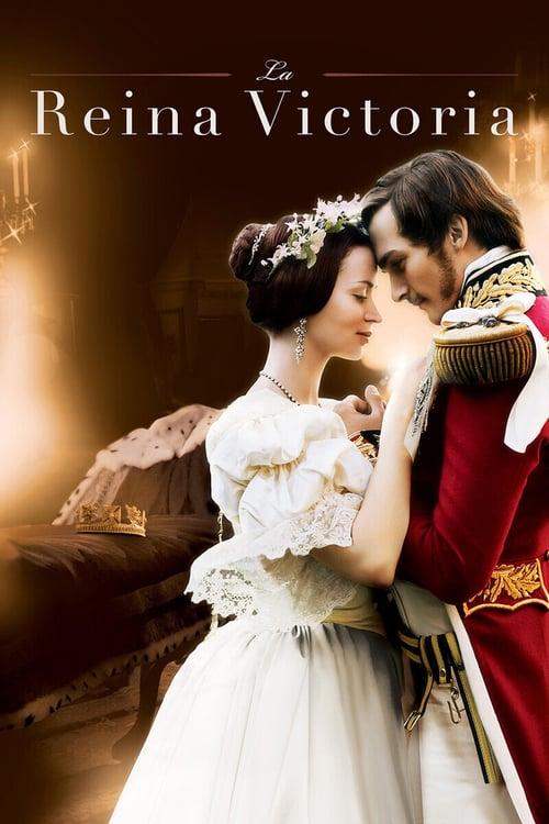 La reina Victoria poster