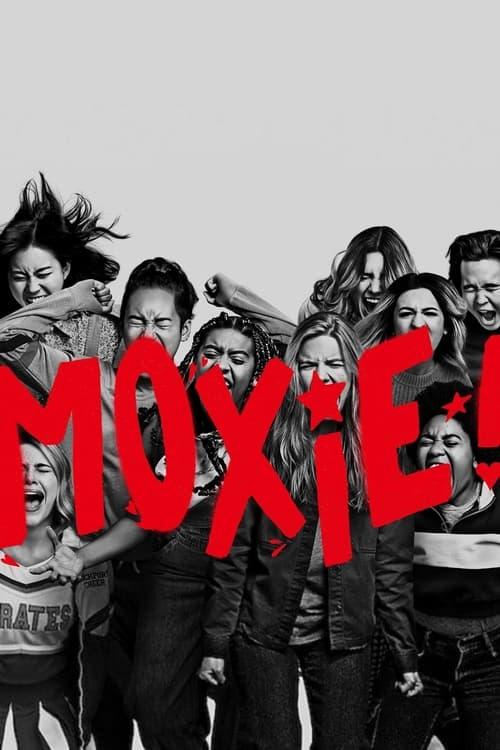 Póster película Moxie