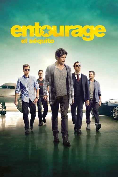 Entourage. El séquito poster
