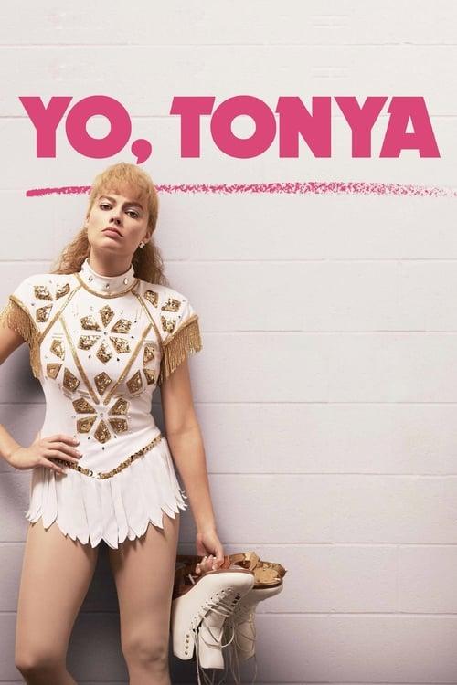 Póster película Yo, Tonya