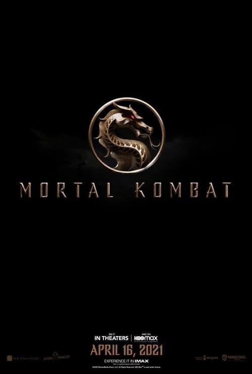 Póster película Mortal Kombat
