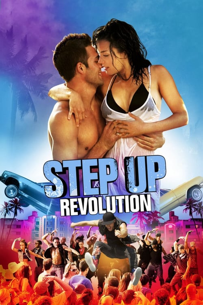 Póster película Step Up Revolution