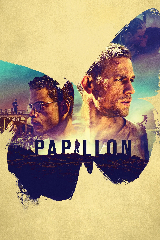 Póster película Papillon